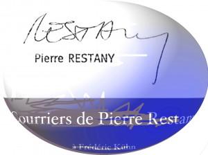 Textes de Pierre Restany